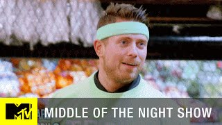 Middle of the Night Show | 'Supermarket Dodgeball' Official Sneak Peek (Episode 3) | MTV