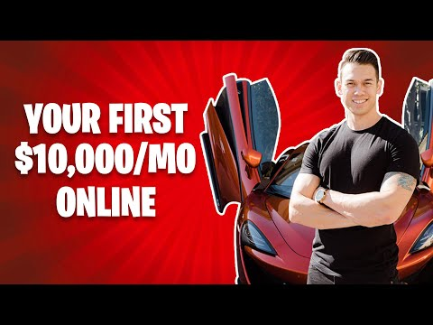 Ryan Hildreth - How To Make Your FIRST $10,000 Per Month Online