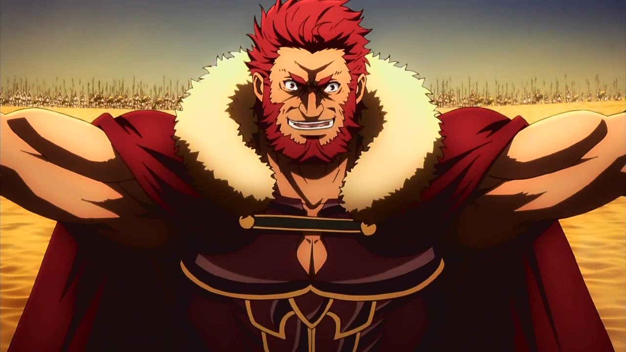 Anime Beard: Top 5 Bearded Bad-Asses In Anime (Part 1)
