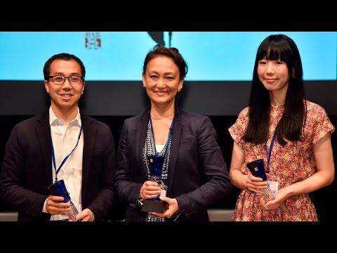 G1メディアアワード授賞式