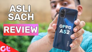Oppo A52 Review with Pros and Cons | Should You Buy This Budget Phone? | GT Hindi