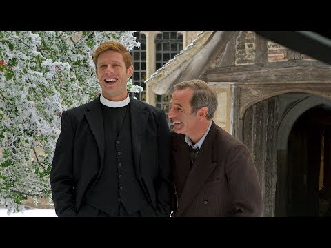 Grantchester, Season 3: Fun on Set
