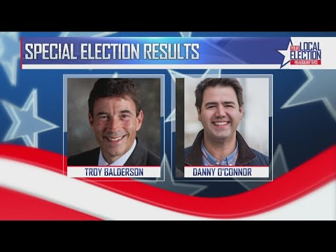 Special election results certified, Troy Balderson wins 12th Congressional District seat