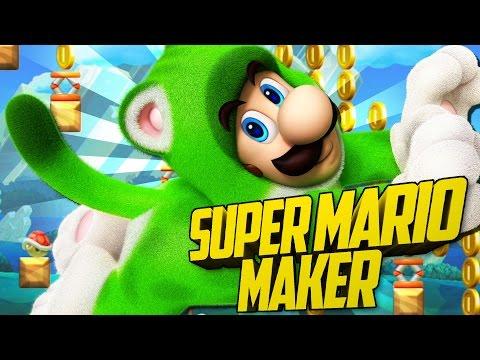 WAS ist mit LUIGI LOS?! - Super Mario Maker #03 [Deutsch/HD]