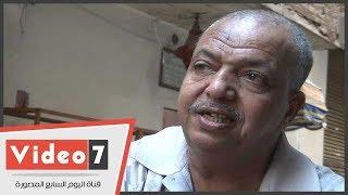 """«عم أحمد» مبتور القدم صارخا: """"إحنا مش لاقيين ناكل.. ومعايا 3 بنات مرضى"""""""