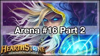 Hearthstone Arena #16: Part 2 - Magier - Let's Play Hearthstone Gameplay - (Deutsch / German)