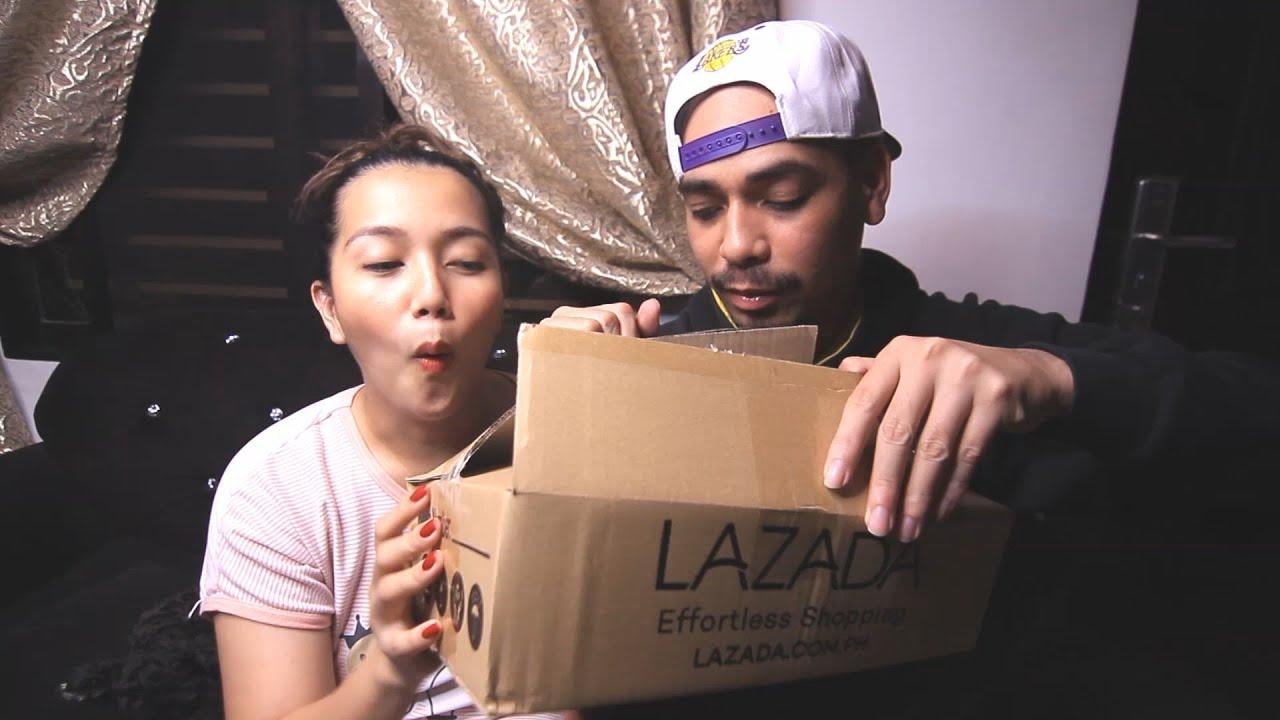 MYSTERY BOX LAZADA UNBOXING (NA GUSTUHAN NI TIM)