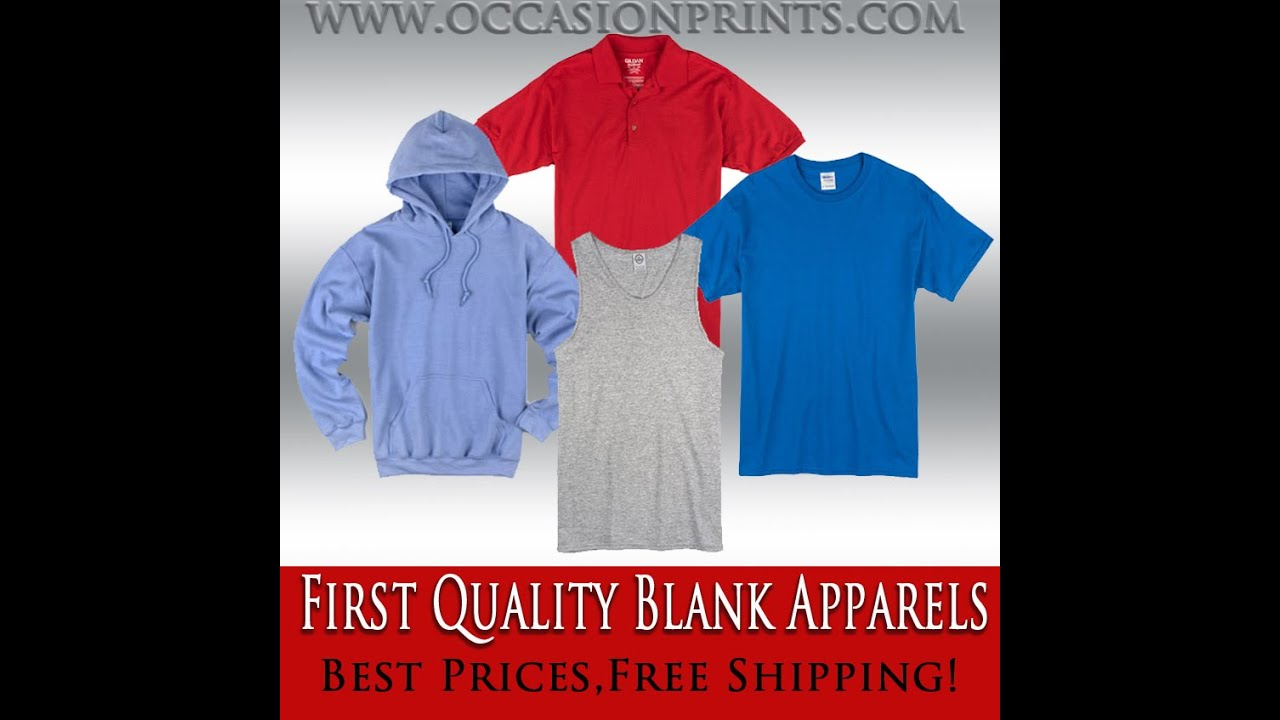 Blank t shirts wholesale for dtg or small business usa for Cheap company t shirts