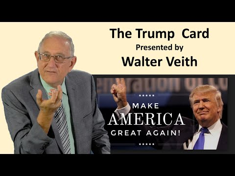 The Trump Card, by Walter Veith