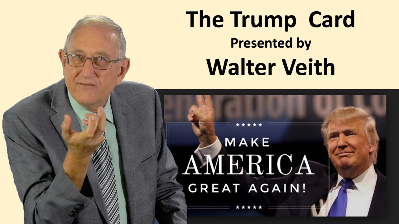 Walter Veith - The Trump Card (Original 2016)