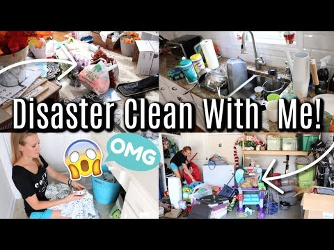 UN-MOTIVATED TO CLEAN? WATCH THIS! 💕 ULTIMATE CLEAN WITH ME 💕 WHOLE HOUSE CLEANING 2019