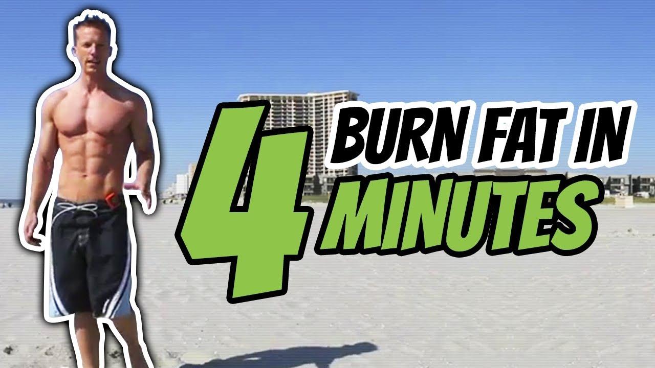 4 min fat burning tabata
