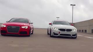 Audi Vs Bmw Battle Ahzee Go Gyal Remix 2017