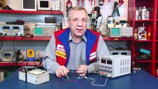 Простой источник тока на полевом транзисторе(Подписывайтесь на нашу группу Вконтакте — http://vk.com/chipidip, и Facebook — https://www.facebook.com/chipidip * Источник тока можно..., 2012-05-06T23:12:02.000Z)