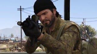 GTAV: Ambush (Rockstar Editor/Cinematic)