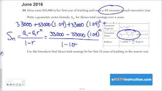 Algebra II Live Review 2018 Hour 3