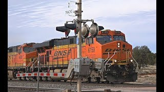 BNSF East of Continental Divide