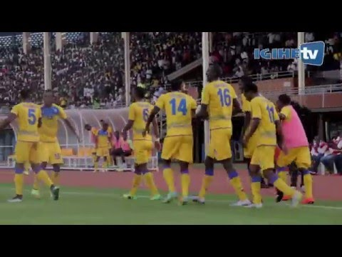 Rwanda 5 - 0 Mauritius Africa Cup of Nations qualifiers 2017 (Kigali 29th March 2016)