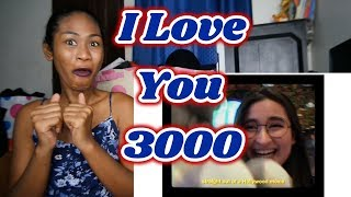 Gambar cover Stephanie Poetri I Love You 3000 Official Music Video Reaction
