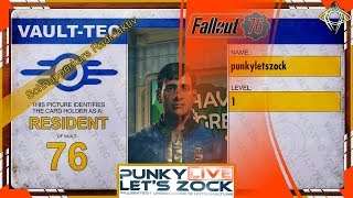 [Fallout 76]☣️ (🔴LIVE) Schnupperkurs Radioaktiv☢️ [HD+] [Koop] [deutsch] [german]