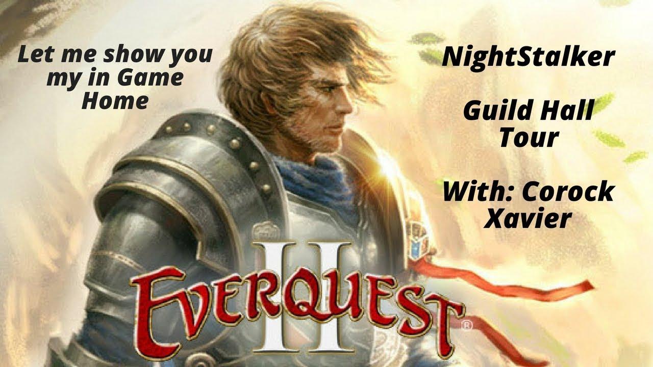 Everquest 2 - Crushbone Keep - Part 3 - YouTube