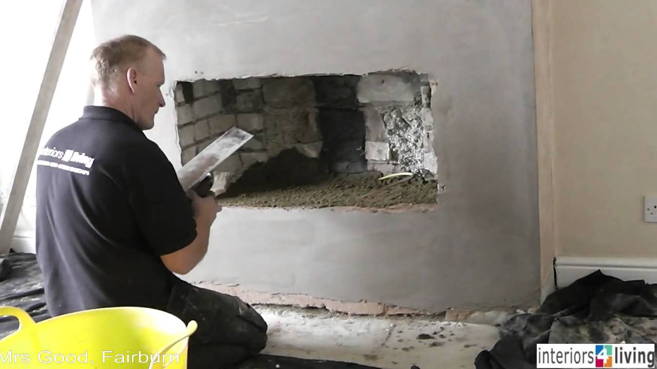 Hole In The Wall Gas Fire Leeds Youtube