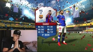 THE LUCKIEST FIFA 17 FUT BIRTHDAYS PACK OPENING I HAVE EVER DONE!!!