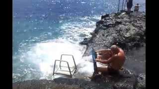 Видео зарисовки Тенерифе(Поплавал малеха., 2015-09-11T12:41:19.000Z)