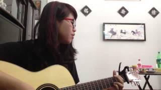 Tình yêu mang theo guitar cover (demo) ~Meow~