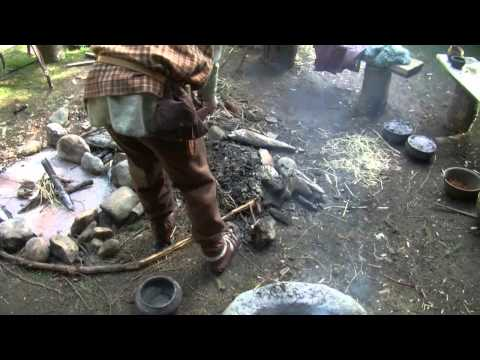 Project Germani: Iron Smelting