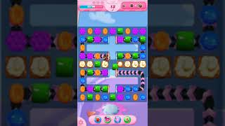 Candy Crush Saga Level 1187 - No Boosters