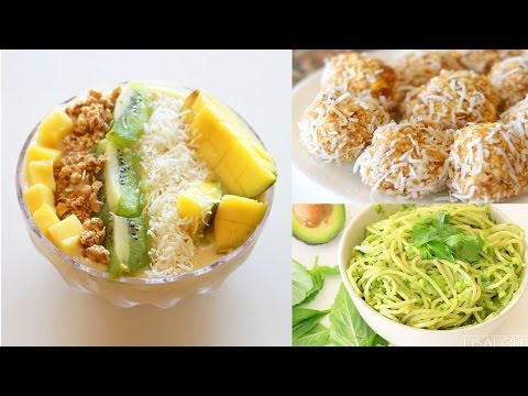 What I Eat In A Day // Healthy Easy Recipes (#4)