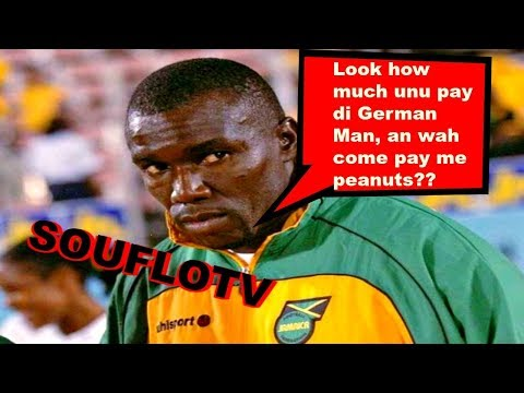 YOU WONT BELIEVE HOW MUCH JAMAICA PAID THE GERMAN COACH