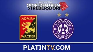 Adm/Modling (A) vs Austria Wien (A) full match
