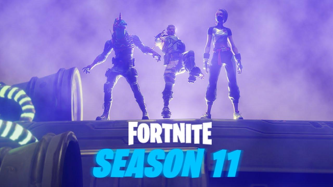 Fortnite: Season 11 - YouTube