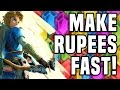 Make Rupees Fast & What to Spend Them On - The Legend of Zelda: Breath of the Wild