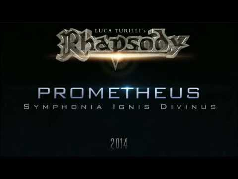 RHAPSODY -- PROMETHEUS, Symphonia Ignis Divinus (Album Preview-Trailer)
