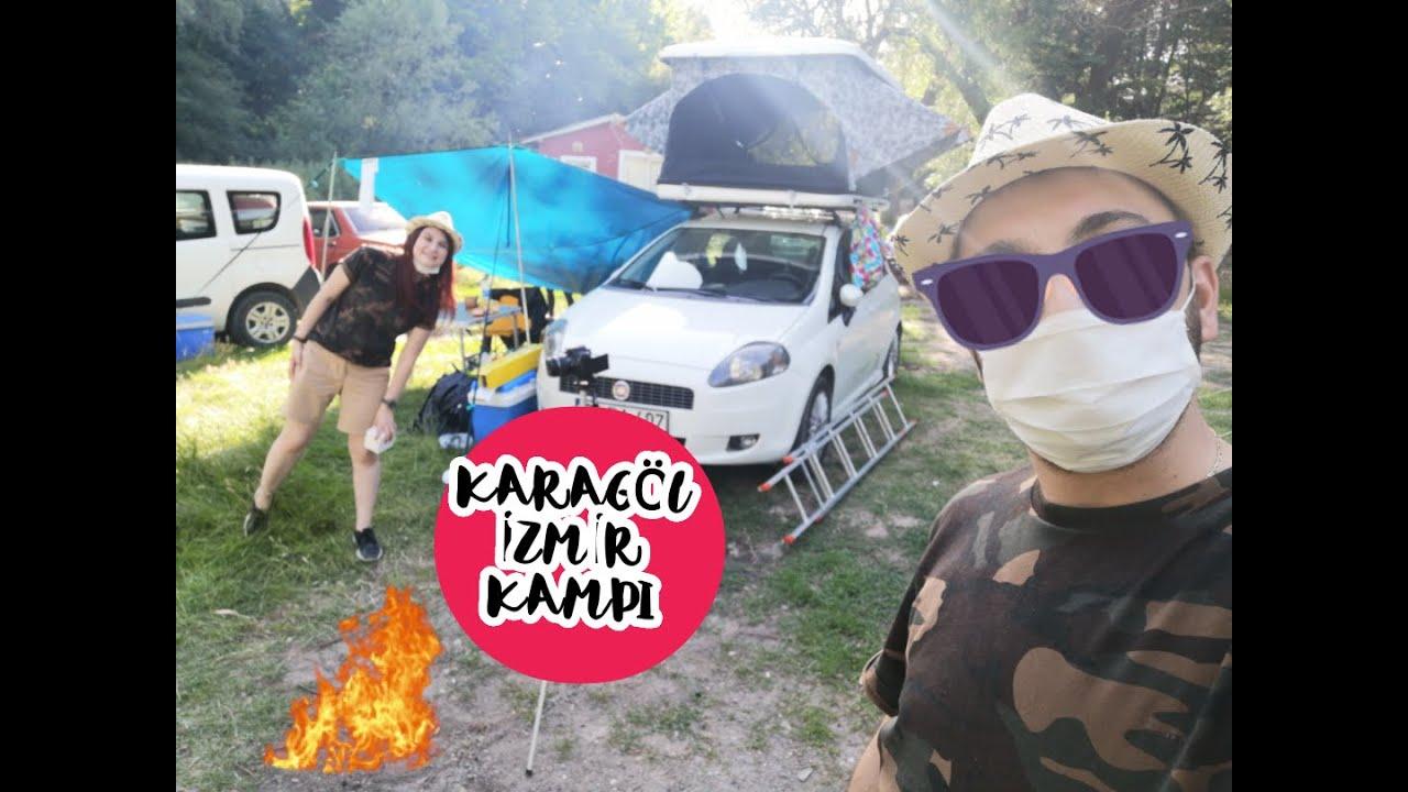 Karagöl - İzmir Kampı / Araç Üstü Çadır (Karagöl'de geçen 1 gün)