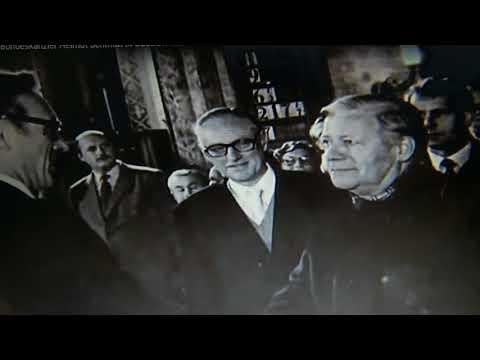 13 grudnia 1981 Gustrow- spotkanie towarzyszy  Jaruzelskiego-chronione przez  32  tysi Stasi