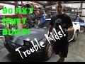 90 Rx7 Drift Build - Trouble Kids!