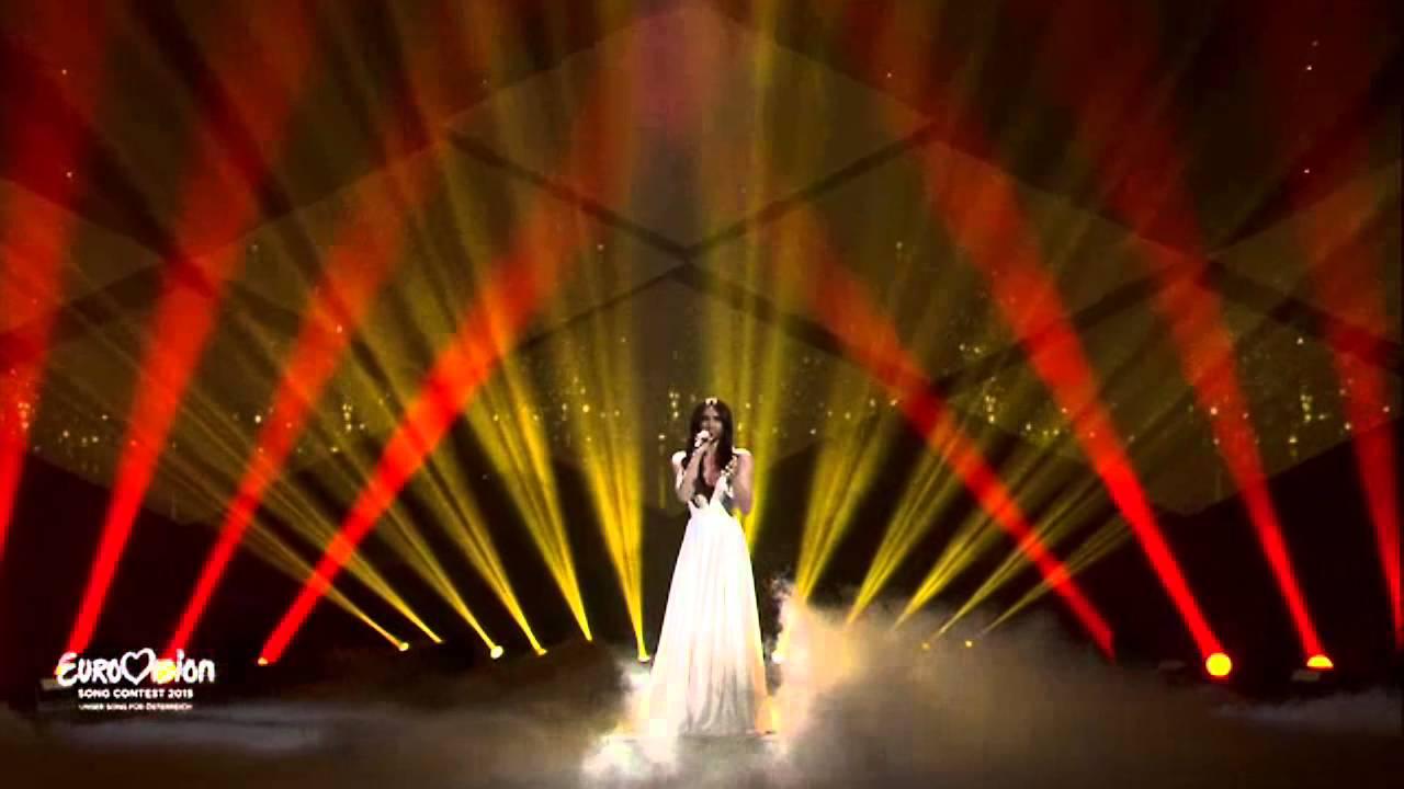 Conchita Wurst Rise Like A Pheonix Unser Song Für österreich Live