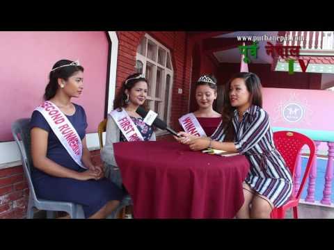 miss damak 2017 interview with all winners,MISS DAMAK