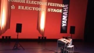 ヤマハ ジュニアエレクトーンフェスティバル2011.7.24. 和歌山地区大会 ...