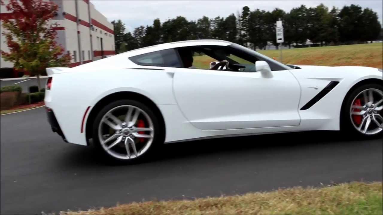 2014 Corvette Stingray C7 Long Tube Headers And Exhaust