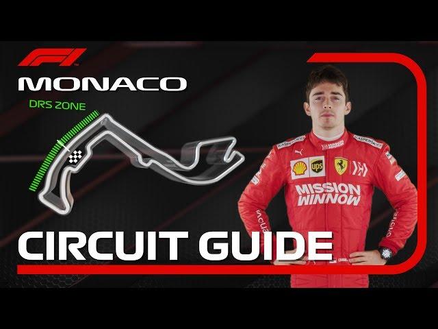 Charles Leclerc's Guide to Monaco | 2019 Monaco Grand Prix