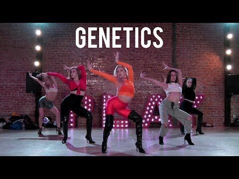 Genetics - Meghan Trainor Feat. The Pussycat Dolls - Choreography By Marissa Heart -Heartbreak Heels
