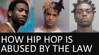 How Hip Hop Is Abused By The Law [OK THIS INTERESTING]