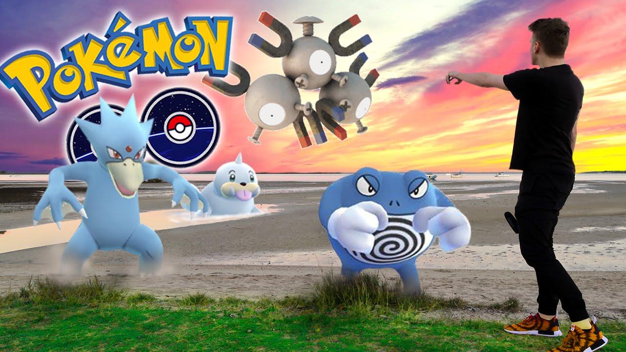 pokemon go insane pokemon finds youtube