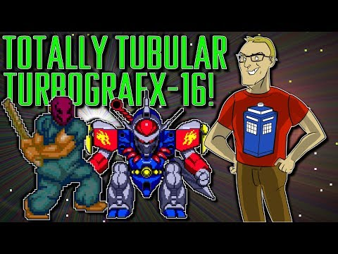 A Totally Tubular Turbografx-16 Special! Part 2