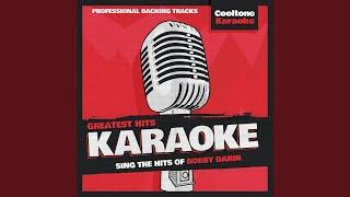 Gambar cover Beyond the Sea (Originally Performed by Bobby Darin) (Karaoke Version)